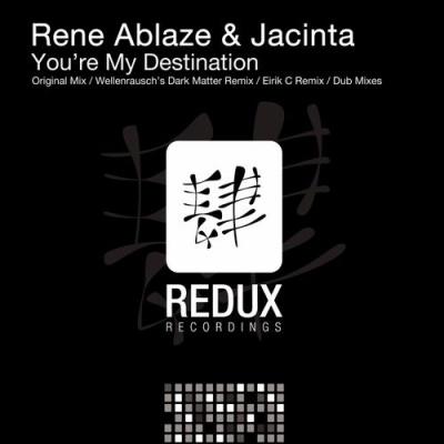 Rene Ablaze - You're My Destination (EP)