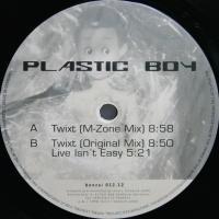 Plastic Boy - Twixt (Single)