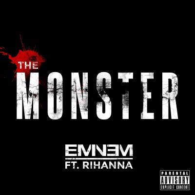 Rihanna - The Monster (Single)