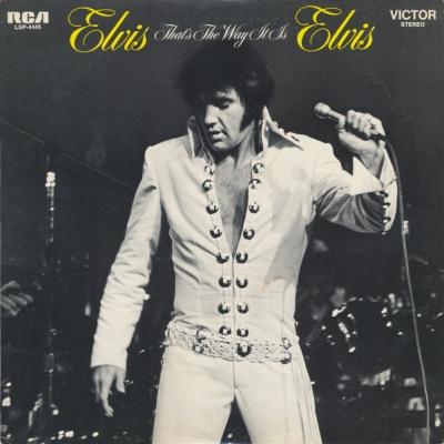 Elvis Presley - That's The Way It Is (Album)