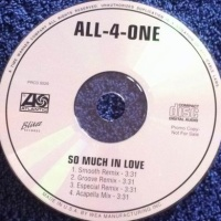 All-4-One - So Much In Love (Single)