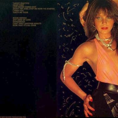 Aina S. Olsen - Target Practice (Album)