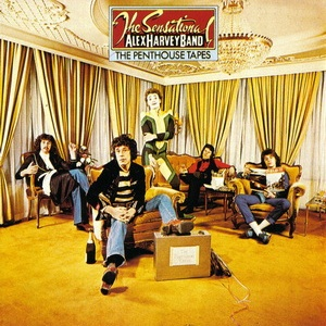 The Sensational Alex Harvey Band - The Penthouse Tapes (Album)
