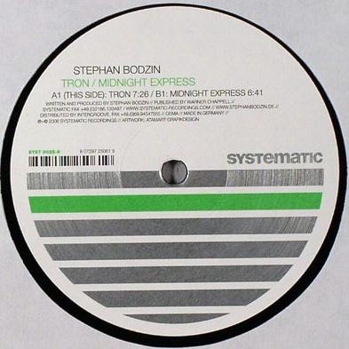 Stephan Bodzin - Tron-Midnight Express