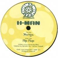 H-Man - Manga/Flip Flop (Master Release)