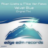 Allen Watts - Velvet blue (Single)