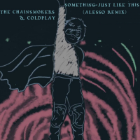 The Chainsmokers - Something Just Like This (Alesso Remix)