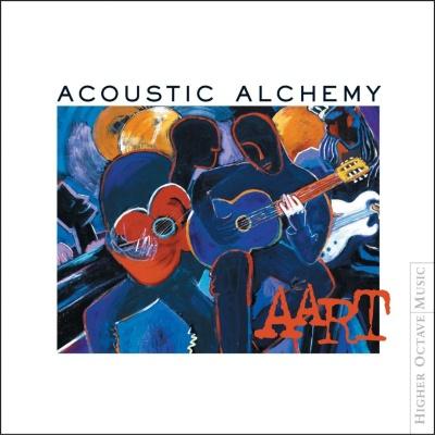 Acoustic Alchemy - Aart (Album)