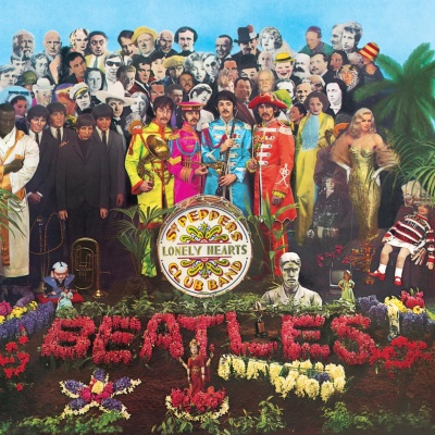 The Beatles - Sgt. Pepper's Lonely Hearts Club Band (Reprise)/A Day in the Life