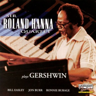 Roland Hanna - Plays Gershwin