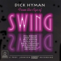 Dick Hyman - I'm Getting Sentimental Over You