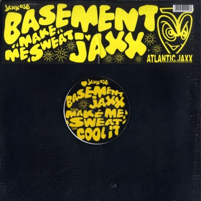 Basement Jaxx - Make Me Sweat (EP)