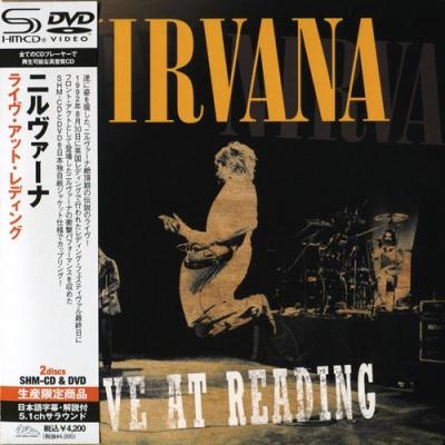 Nirvana - Live At Reading (Album)