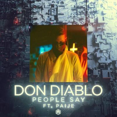 Don Diablo - People Say