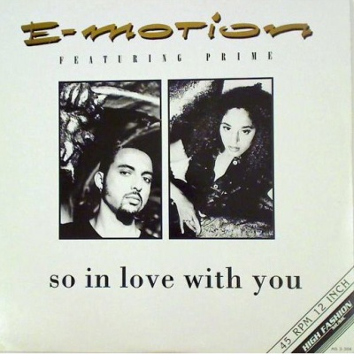 E-Motion - So In Love With You