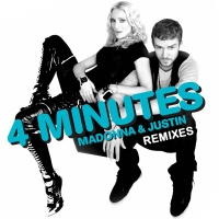 Madonna - 4 Minutes (The Remixes) (EP)