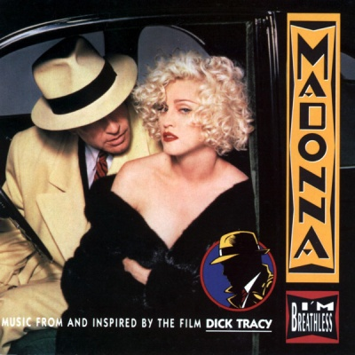 Madonna - I'm Breathless (Music From And Inspired By The Film Dick Tracy) (Soundtrack)