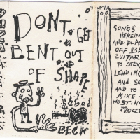 Beck Hansen - Dont Get Bent Out Of Shape (Version B) (Album)