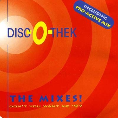 Nina (Nina Gerhard) - Don't You Want Me '97 (The Mixes!)