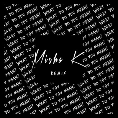 Justin Bieber - What Do You Mean (Misha K Remix)