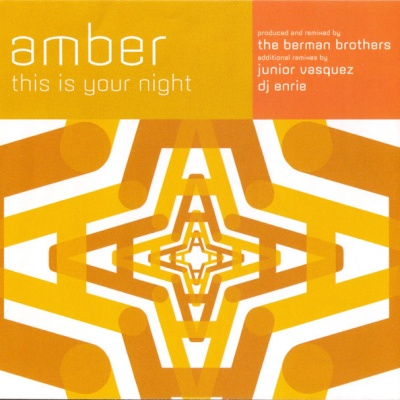 Amber - This Is Your Night