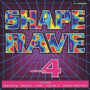 DJ DELTABEAT - Shape Rave Volume 4