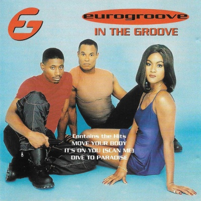 EUROGROOVE - It's On You (Scan Me)