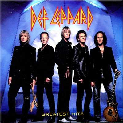 Def Leppard - Greatest Hits (CD1) [Bootleg]