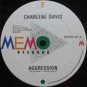 Charlene Davis - Aggression