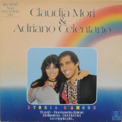 Claudia Mori - Storia D'Amore