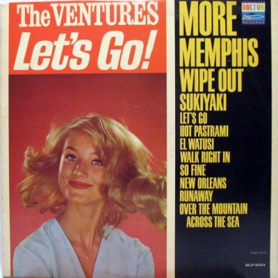 The Ventures - Wipe Out