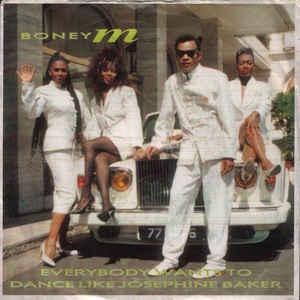 Boney M. - Everybody Wants To Dance Like Josephine Baker