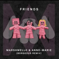 Marshmello - Friends (Borgeous Remix)