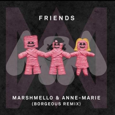 Marshmello - Friends (Borgeous Remix)