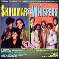 Shalamar Vs The Whispers - Their Greatest Hits