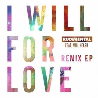 - I Will For Love - Remixes