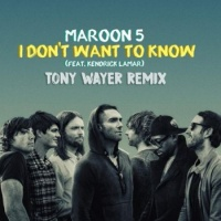 Don't Wanna Know (Tony Wayer Remix)