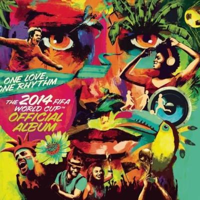 Santana - One Love, One Rhythm - The 2014 FIFA World Cup™ Official Album
