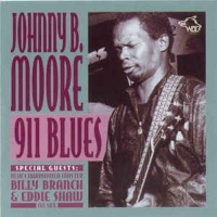 Johnny B Moore - Race Track Blues