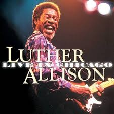 Luther Allison - Give Me Back My Wig