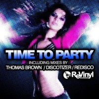 Thomas Brown - Time To Party