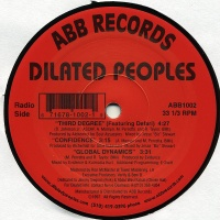 Dilated Peoples - Confidence (Instrumental)