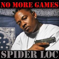 Spider Loc - Rowdy Niggas