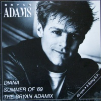 Bryan Adams - Diana / Summer Of '69 / The Bryan Adamix