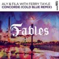 ALY - Concorde (Cold Blue Remix)