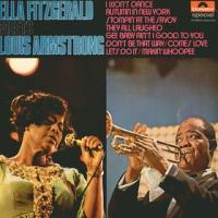 Ella Fitzgerald Meets Louis Armstrong