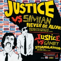 - Never Be Alone / Steamulation / Anything Is Possible (Chateau Flight Remix)