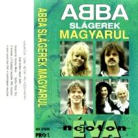 ABBA Slagerek Magyarul