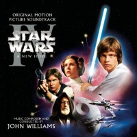 Star Wars: Episode Iv A New Hope (The Original Soundtrack From The 20th Century-Fox Film)