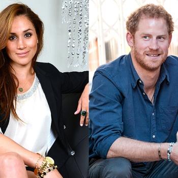 Отношения принца Гарри с Меган Маркл официально подтвердил Кенсингтонский дворец